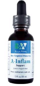 A-Inflam, 1 fl oz (30 mL) - Byron White Formulas