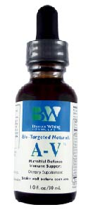 A-V, 1 fl oz (30 mL) - Byron White Formulas