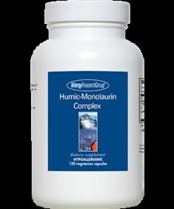 Humic-Monolauren Complex, 120 Capsules_Allergy Research Group