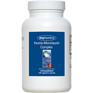 Humic-Monolauren Complex, 120 Capsules_Allergy Research Group