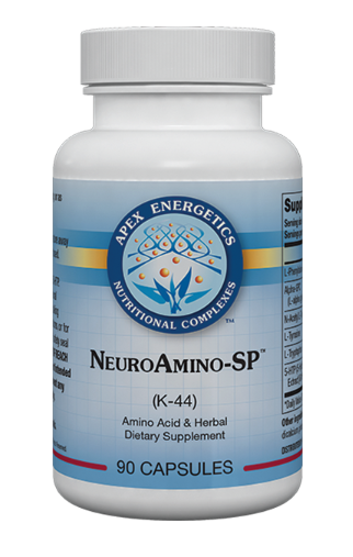 NeuroAmino-SP, 90 Capsules by Apex Energetics
