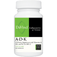 A-D-K, 60 Capsules from Davinci Labs