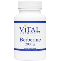 Berberine 200 mg, 60 Capsules from Integrative Therapeutics