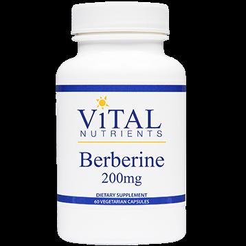Berberine 200 mg, 60 Capsules from Integrative Therapeutics