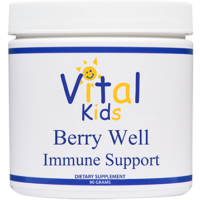 Berry Well Immune Support, 90 grams from Vital Kids