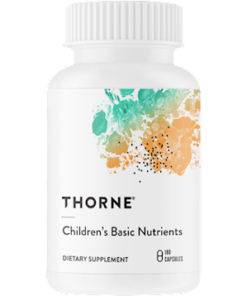 Children's Basic Nutrients, 60 Capsules from Thorne Research