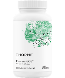 Crucera-SGS, 60 Capsules from Thorne Research