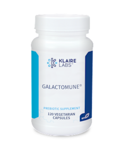 Galactomune 60 Capsules from Klaire Labs