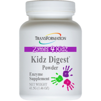 Kidz Digest Powder, 41.5 g from Transformation Enzymes