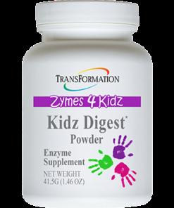 Kidz Digest Powder, 41.5 g from Transformation Enzymes
