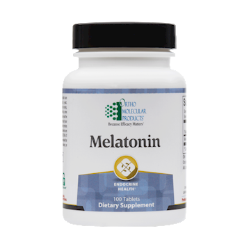 Melatonin, 100 Capsules from OrthoMolecular Products