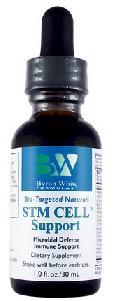 STM Cell Support, 1 fl oz (30 mL) - Byron White Formulas