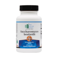 Saccharomyces Boulardii, 60 Capsules from OrthoMoleclar Products
