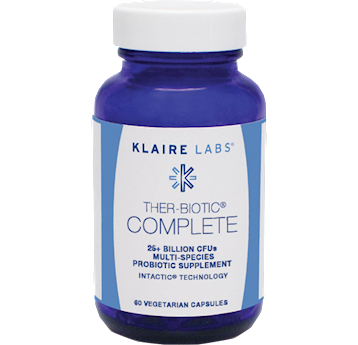 Ther-Biotic Complete, 60 Capsules from Klaire Labs