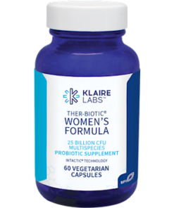 Ther-Biotic Women's Formula, 60 Capsules from Klaire Labs
