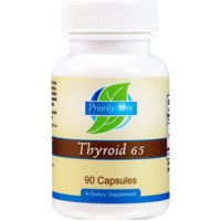 Thyroid 65, 90 Capsules from Priority One