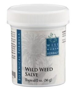 Wild Weed Salve, 1 oz from Wise Woman Herbals