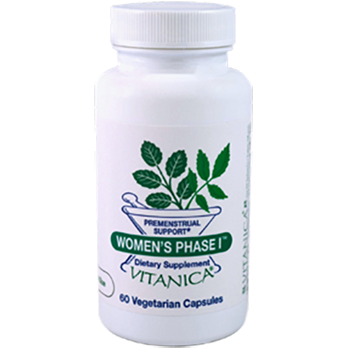 Women's Phase I, 60 Capsules from Vitanica