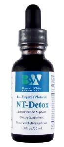 Byron White Formulas - NT-Detox, 1 fl oz (30 mL)