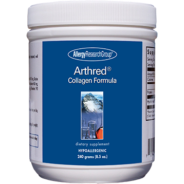 Arthred Collagen Formula, 240 grams by Allergy Research Group