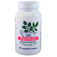 Breastblend, 90 Capsules from Vitanica