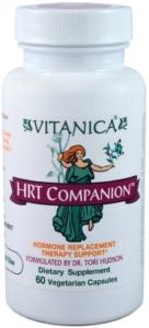 Vitanica, HRT Companion, 60 Vegetarian Capsules
