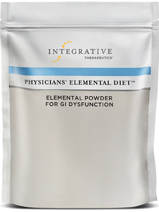 Integrative Therapeutics, Physicians' Elemental Diet, 1296 g