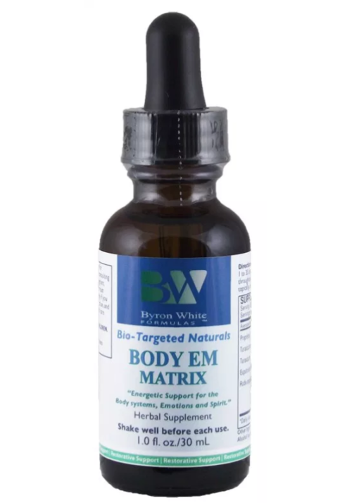 Body EM Matrix, 1 fl oz by Byron White Formulas