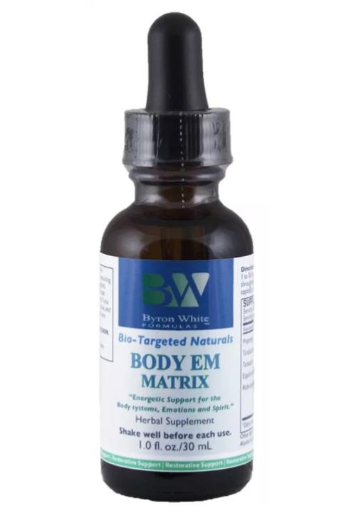 Body EM Matrix, 1 fl oz by Byron White Formulas