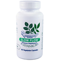 Slow Flow, 60 Capsules from Vitanica