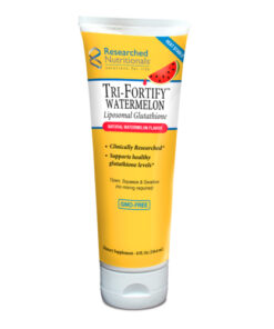 Buy Tri-Fortify Watermelon, Liposomal Glutathione from Researched Nutritionals