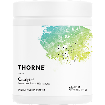 Catalyte Lemon Lime Flavor from Thorne Research