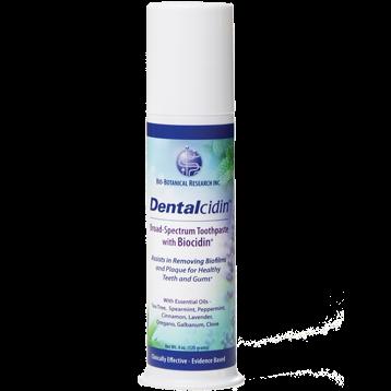 Dentalcidin Toothpaste, 4 oz by Bio-Botanical Research Inc