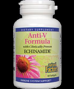 Anti-V Formula, 60 Softgels from Natural Factors