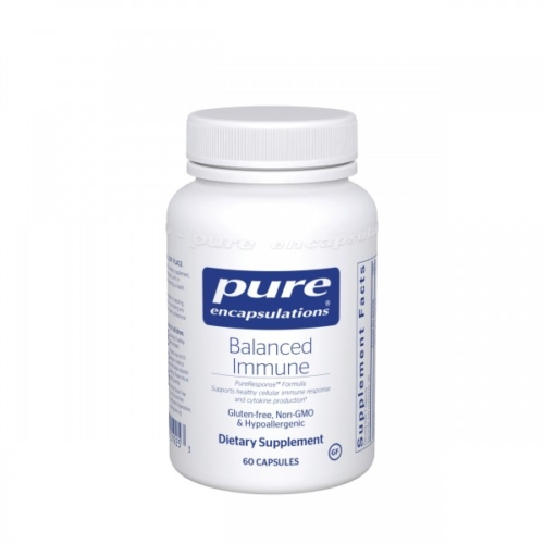 Balanced Immune, 60 Capsules from Pure Encapsulations