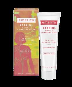 Estriol Cream, 4 oz from Emerita