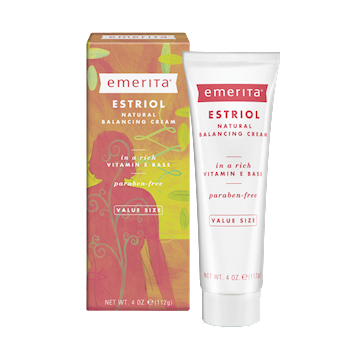 Estriol Cream, 4 oz from Emerita