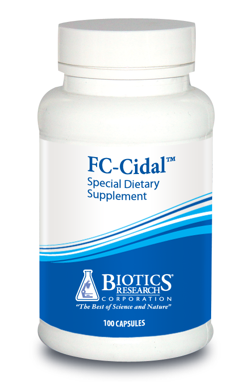 FC-Cidal, 100 Capsules from Biotics Research