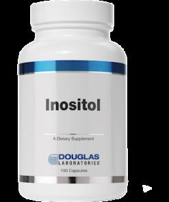 Inositol, 650 mg, 100 Capsules from Douglas Laboratories