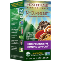 MyCommunity, 60 Vegetarian Capsules from Host Defense