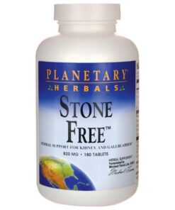 Stone Free, 180 Tablets from Planetary Herbals