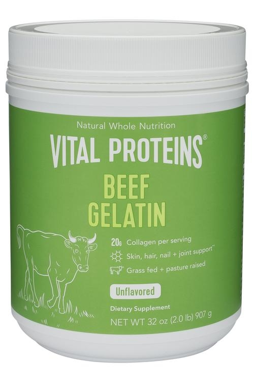 Beef Gelatin, 32 oz, Unflavored from Vital Proteins