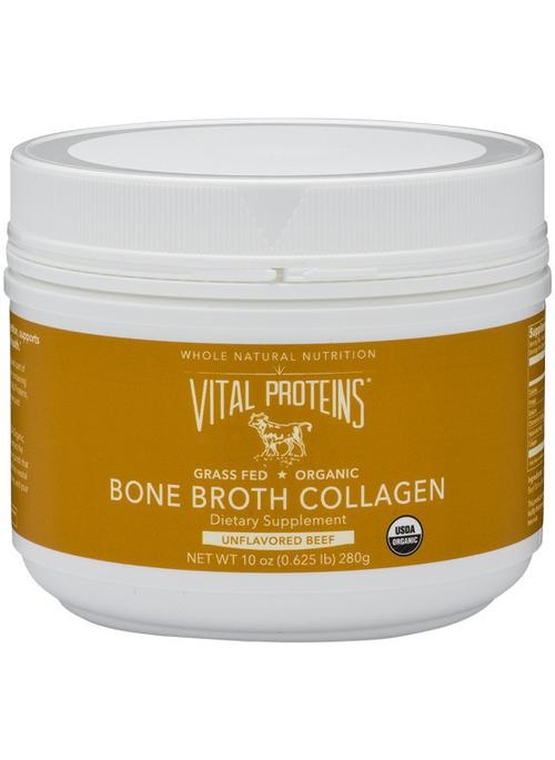 Bone Broth Collagen, 10 oz, Unflavored from Vital Proteins