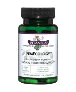 FemEcology, 30 Vegetarian Capsules by Vitanica