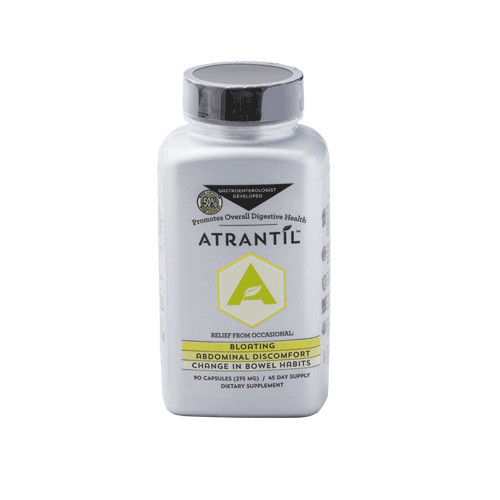 Atrantil Digestive Supplement_90 Capsules_Atrantil